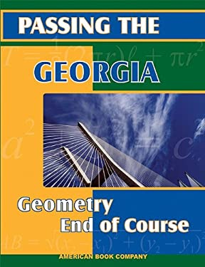 Passing the Georgia Geometry End of Course Test