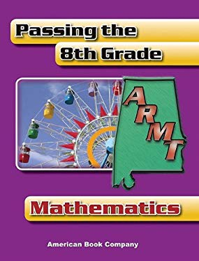 Passing the 8th Grade ARMT in Mathematics 9781598070385