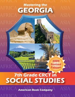 Mastering the Georgia 7th Grade Crct in Social Studies 9781598071771