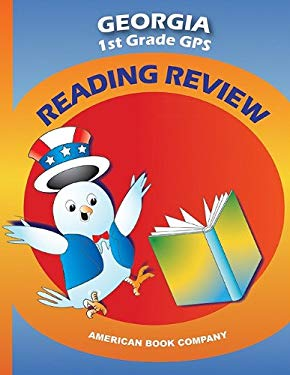 Georgia 1st Grade GPS Reading Review 9781598072150