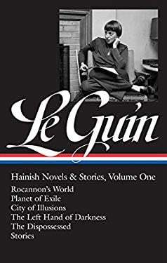 Ursula K. Le Guin: Hainish Novels and Stories, Vol. 1: Rocannon's World / Planet of Exile / City of Illusions / The Left Hand of Darkness / The Dispos