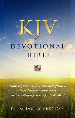Devotional Bible-KJV 9781598567359