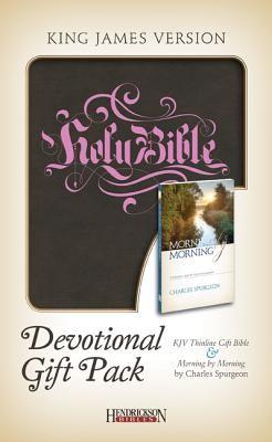 Devotional Gift Pack-KJV [With Morning Morning] 9781598568950