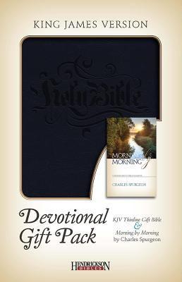 Devotional Gift Pack-KJV [With Morning Morning] 9781598568967