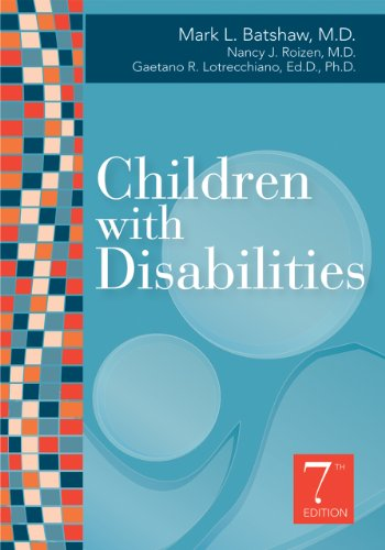Children with Disabilities, Seventh Edition 9781598571943