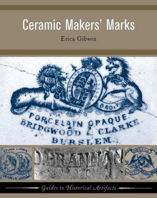 Ceramic Makers' Marks 9781598741896