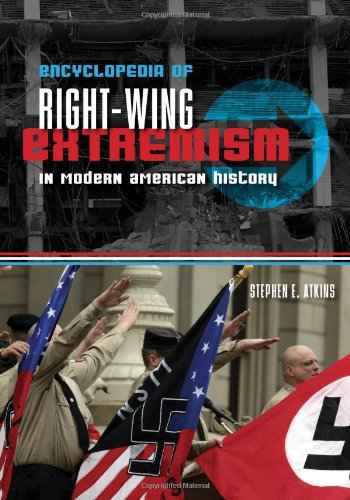 Encyclopedia of Right-Wing Extremism in Modern American History 9781598843507