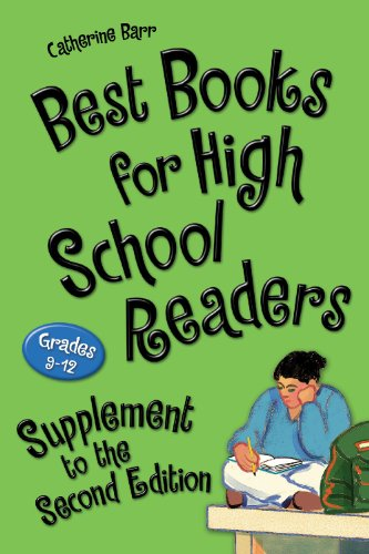 Best Books for High School Readers, Grades 9-12: Supplement to the Second Edition 9781598847857