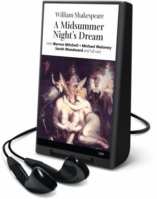 A Midsummer Night's Dream [With Headphones]