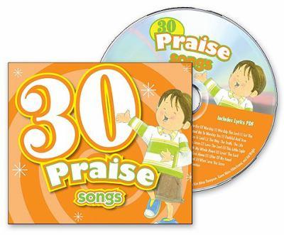 30 Praise Songs 9781599223520