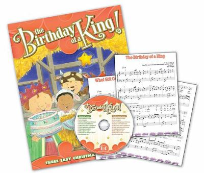 The Birthday of the King Musical 9781599224428
