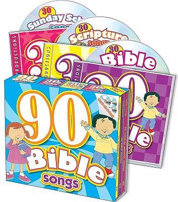 90 Bible Songs 9781599225777