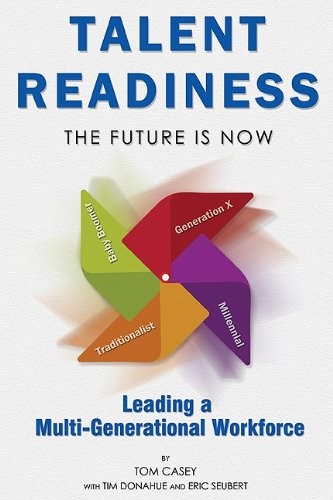 Talent Readiness: The Future Is Now 9781599322216
