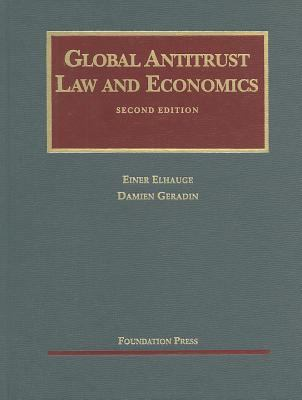 Global Antitrust Law and Economics 9781599417479