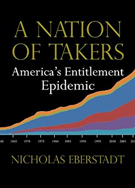 A Nation of Takers: America's Entitlement Epidemic 9781599474359