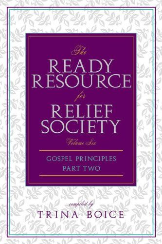 Ready Resource for Relief Society Part 2 9781599554358