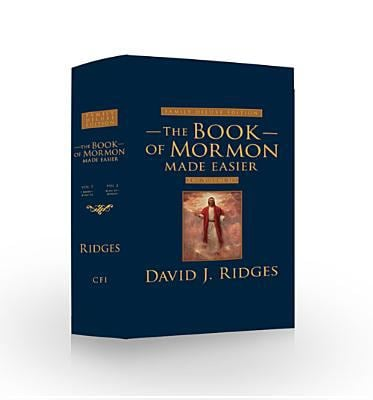The Book of Mormon Made Easier for Family 9781599559490