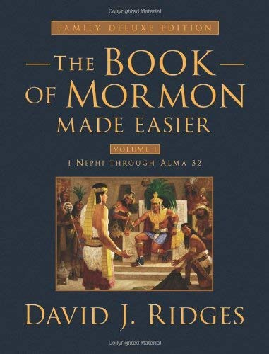 Book of Mormon Made Easier: Family Deluxe Edition Volume 1 9781599559612