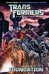 Transformers: Dark of the Moon: Foundation, Volume 2 16586406