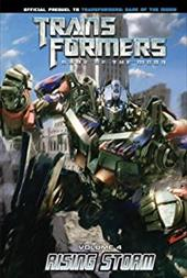Transformers: Dark of the Moon: Rising Storm, Volume 4 16586412