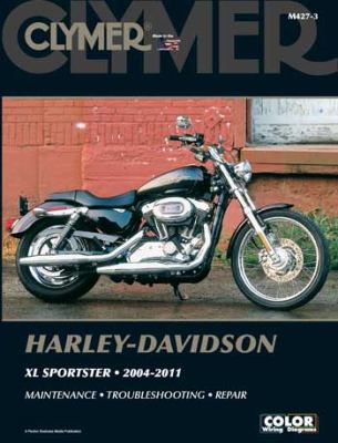 Harley-Davidson XL Sportster 2004-2011 9781599693897