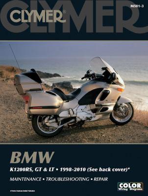 Clymer BMW K1200RS, GT & LT 1998-2010 9781599694122