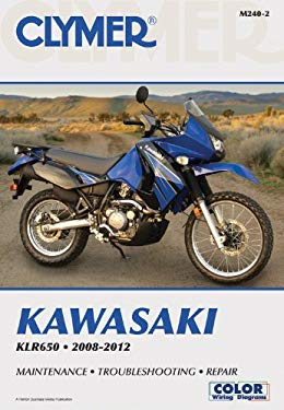 Clymer Kawasaki KLR650 2008-2012 9781599695358