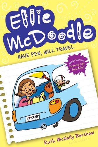 Ellie McDoodle: Have Pen, Will Travel 9781599907154