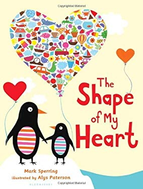 The Shape of My Heart 9781599909639