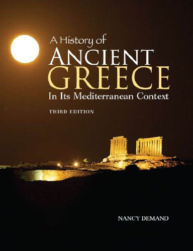 A History of Ancient Greece in Its Mediterranean Context