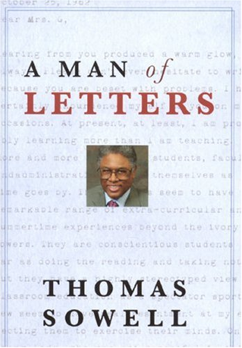 A Man of Letters 9781594031960