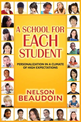 A School for Each Student: Personalization in a Climate of High Expectations 9781596670792
