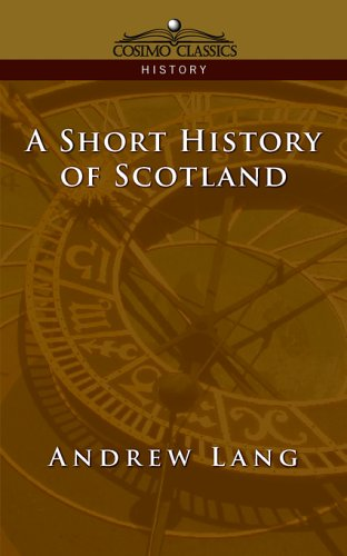 A Short History of Scotland 9781596051737