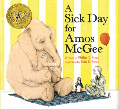 A Sick Day for Amos McGee 9781596434028