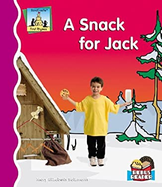 A Snack for Jack 9781596795273