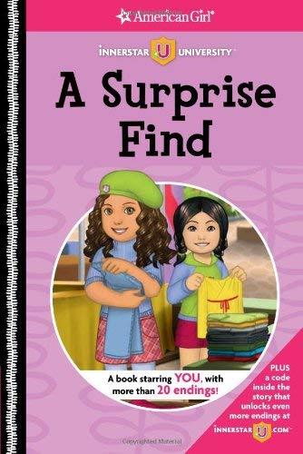 A Surprise Find 9781593699086
