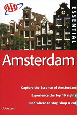AAA Essential Amsterdam 9781595084118