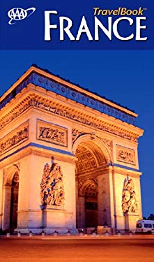 AAA France Travelbook 9781595083647