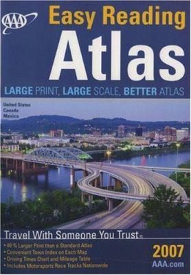 AAA North American Road Atlas 2007