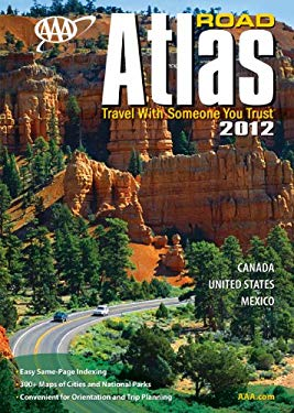 AAA Road Atlas 9781595084408