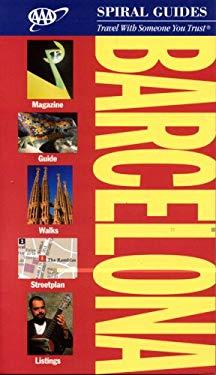 AAA Spiral Guide: Barcelona 9781595082305