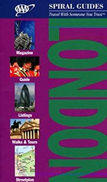 AAA Spiral Guide: London 9781595082404