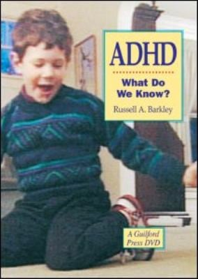 ADHD-What Do We Know? 9781593854171