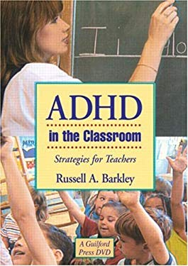 ADHD in the Classroom: Strategies for Teachers 9781593854188