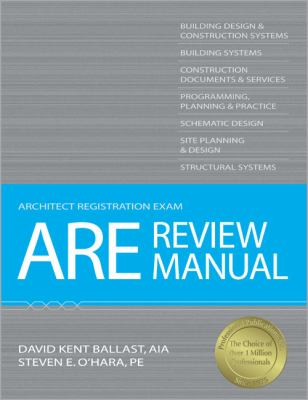 ARE Review Manual 9781591261209