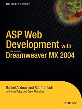 Image of ASP Web Development with Macromedia Dreamweaver MX 2004