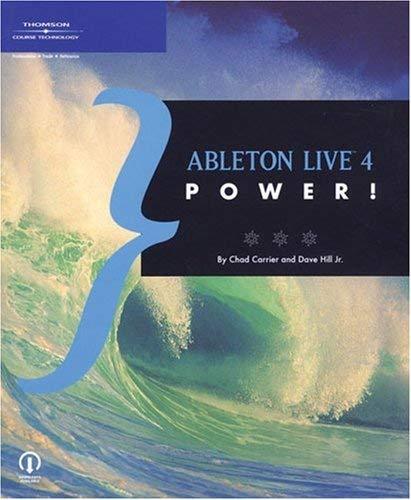 Ableton Live 4 Power! 9781592005314