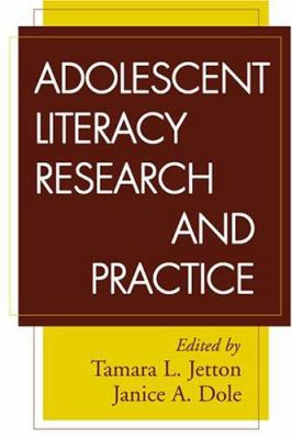 Adolescent Literacy Research and Practice 9781593850210