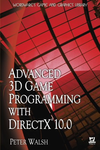 Advanced 3D Game Programming with DirectX 10.0 9781598220544