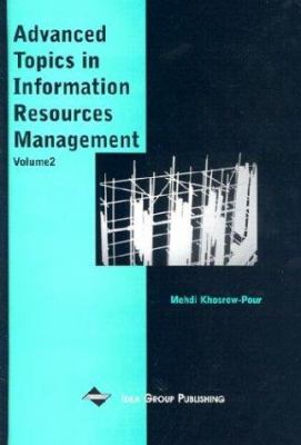 Advanced Topics in Information Resources Management 9781591400622
